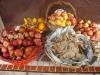La nostra terra ogni stagione offre  qualcosa di genuino,profumato e gustosissimo